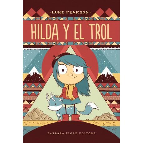 HILDA Y EL TROL Barbara Fiore Comic para Ninos