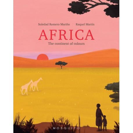 AFRICA LIBRO EDITORIAL MOSQUITO