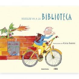 NICOLÁS VA A LA BIBLIOTECA (BATA)