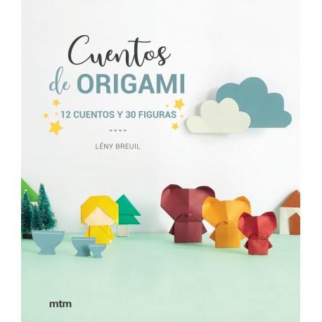 CUENTOS DE ORIGAMI Libro