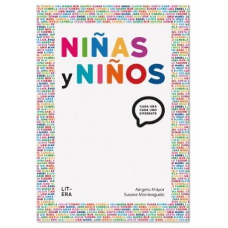 NINAS Y NINOS Litera Libros