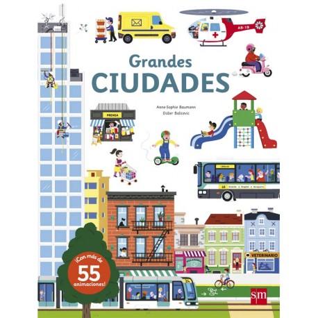 GRANDES CIUDADES SM
