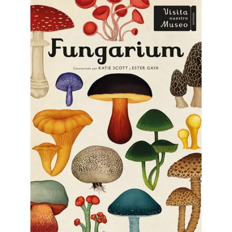 FUNGARIUM Libro