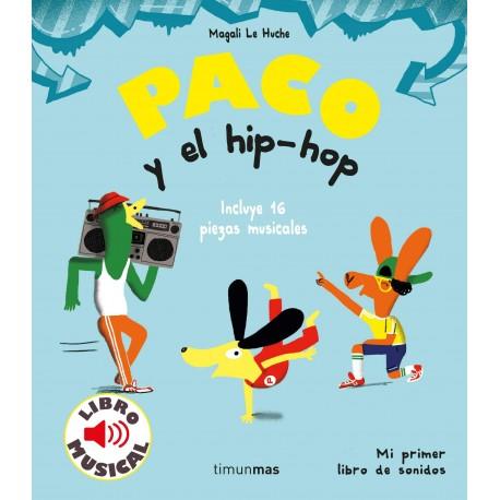 PACO Y EL HIP HOP Libro