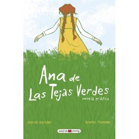 ANA DE LAS TEJAS VERDES Libro