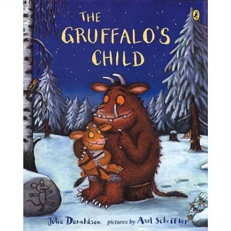 THE GRUFFALO'S CHILD Libro
