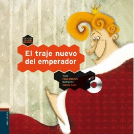 EL TRAJE NUEVO DEL EMPERADOR CON CD