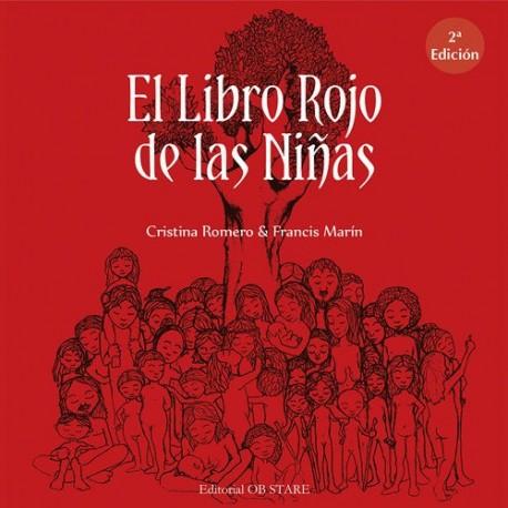 EL LIBRO ROJO DE LAS NIÑAS OB STARE RAYUELAINFANCIA PORTADA