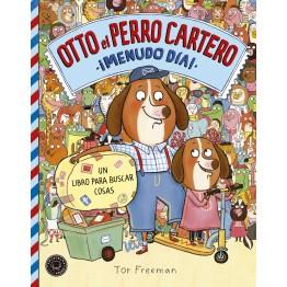 ¡MENUDO DÍA! OTTO EL PERRO CARTERO