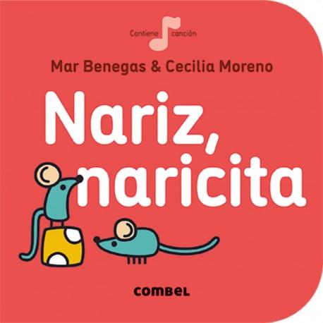NARIZ NARICITA LA CEREZA COMBEL RAYUELAINFANCIA