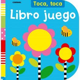 TOCA TOCA LIBRO JUEGO CON TEXTURAS