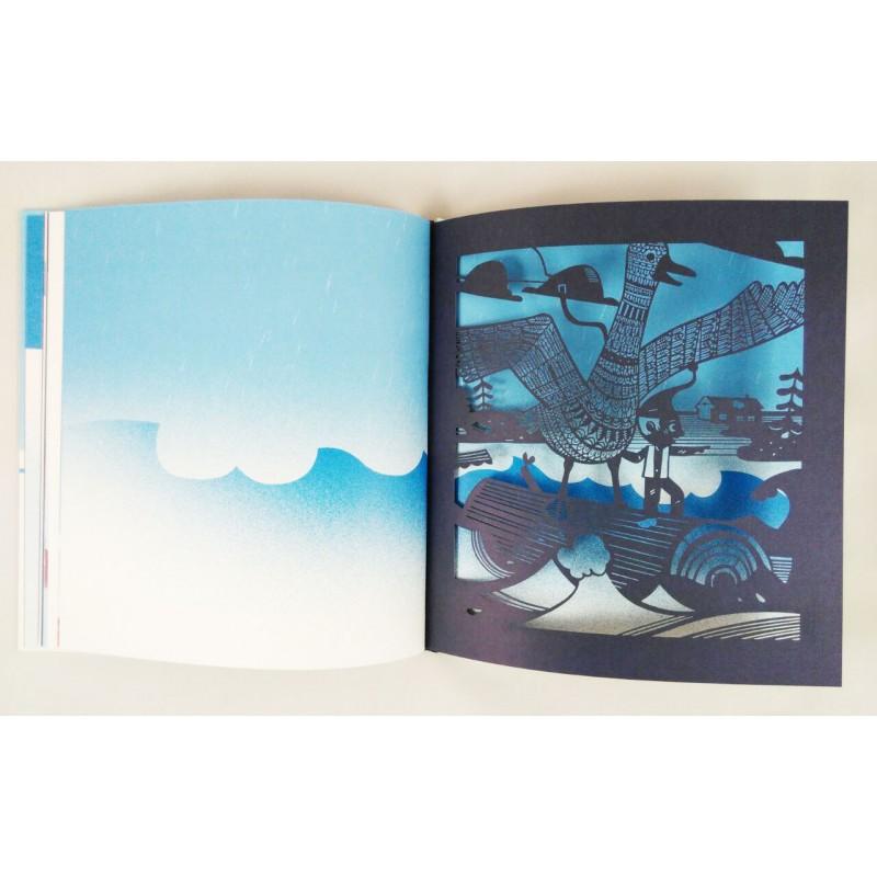Resultado de imagen de libro el maravilloso viaje de nils holgersson