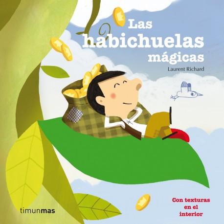 JUAN Y LAS HABICHUELAS MÁGICAS TEXTURAS RAYUELAINFANCIA