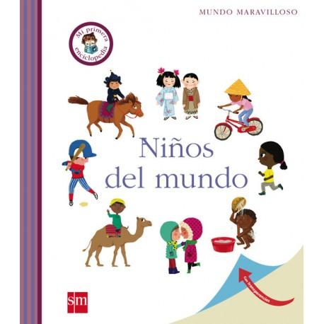 NIÑOS DEL MUNDO SM RAYUELAINFANCIA