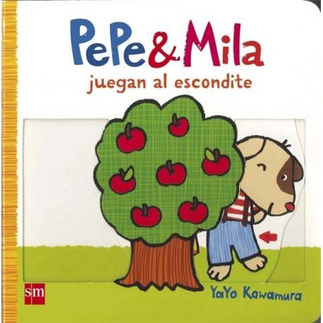 PEPE Y MILA JUEGAN AL ESCONDITE SM RAYUELAINFANCIA