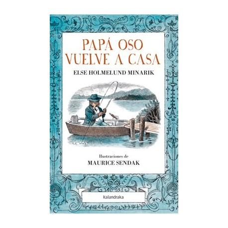 PAPA OSO VUELVE A CASA Sendak Kalandraka Portada Libro