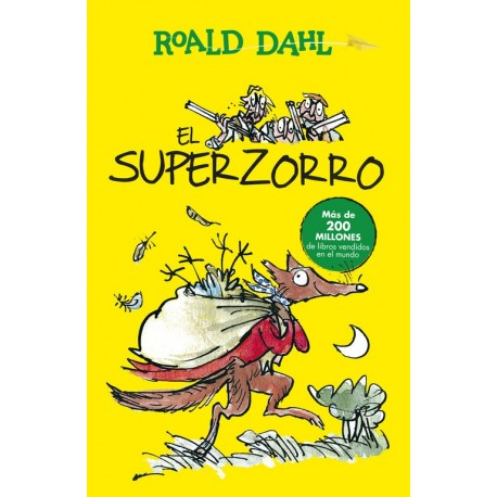 el-superzorro-roald-dahl