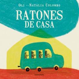 RATONES DE CASA