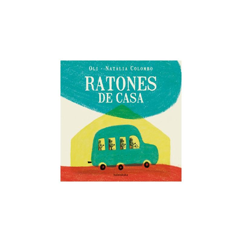 Ratones de casa de oli natalia colombo comprar libro - Ratones en casa ...