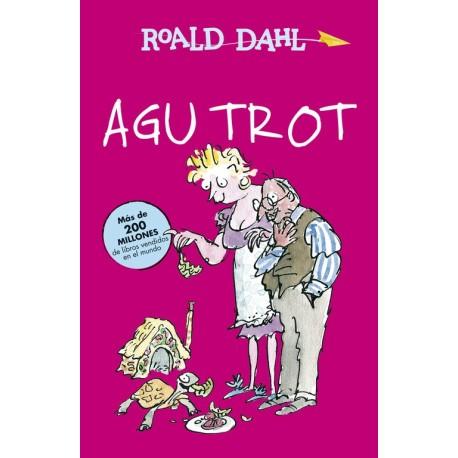 AGU TROT Roald Dahl Alfaguara Portada Libro