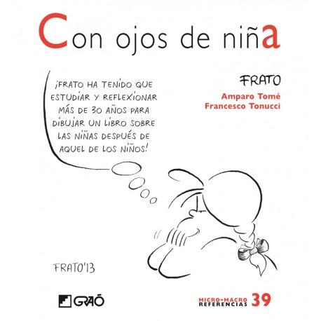 CON OJOS DE NIÑA FRATO Libro