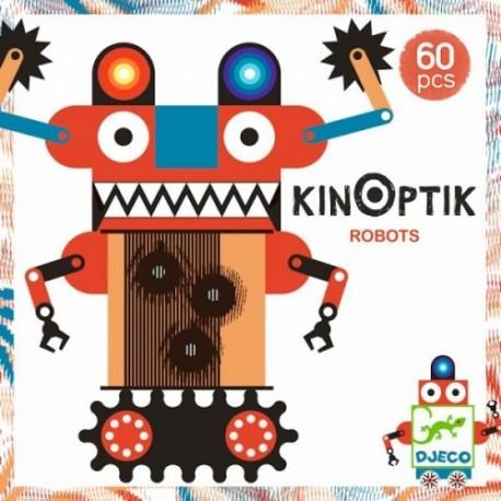 KINOPTIK ROBOTS DJECO RAYUELAINFANCIA