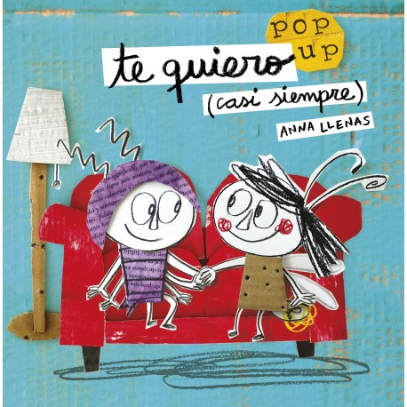 TE QUIERO (CASI SIEMPRE) POP-UP