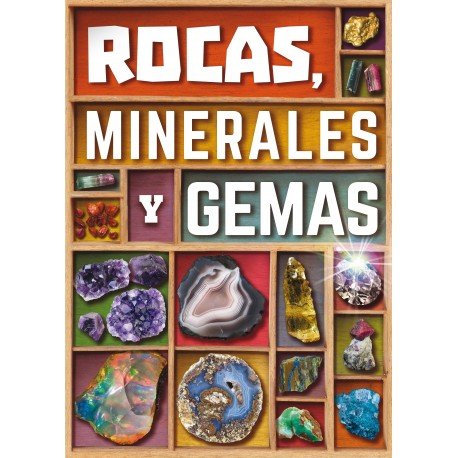 ROCAS MINERALES Y GEMAS SM