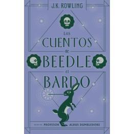 BIBLIOTECA HOGWARTS. LOS CUENTOS DE BEEDLE EL BARDO