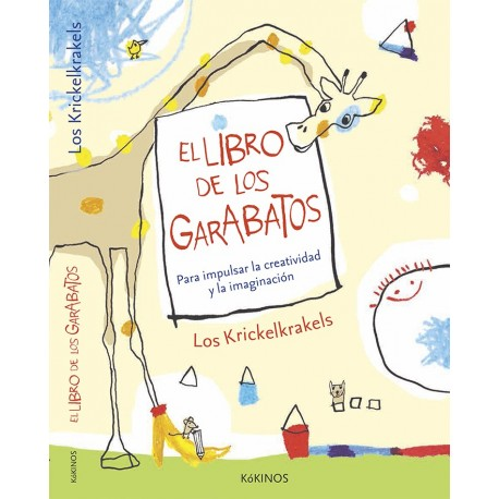 EL LIBRO DE LOS GARABATOS Kokinos Portada Libro