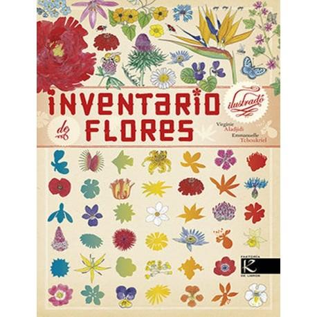 INVENTARIO ILUSTRADO FLORES Libro