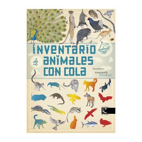 inventario-ilustrado-animales-con-cola-kalandraka