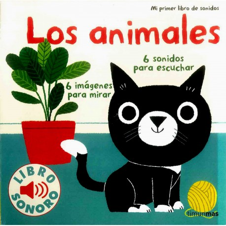 LOS ANIMALES, LIBRO SONORO