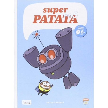 superpatata-cinco-comic-para-ninos-letra-mayuscula