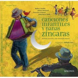 CANCIONES INFANTILES Y NANAS ZÍNGARAS CON CD
