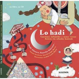 LO HADI CANCIONES INFANTILES Y NANAS VASCAS CON CD
