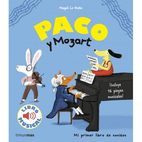 PACO Y MOZART Libro