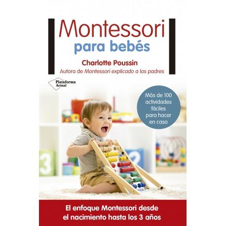 MONTESSORI PARA BEBÉS PLATAFORMA EDITORIAL RAYUELAINFANCIA