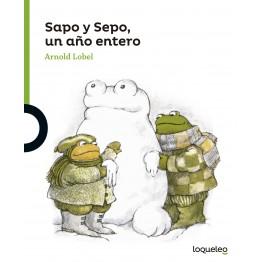 SAPO Y SEPO UN AÑO ENTERO