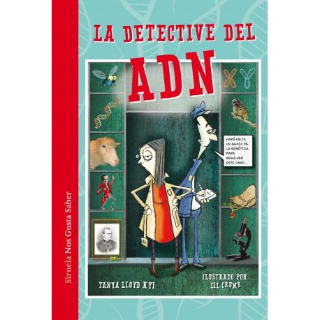 LA DETECTIVE DEL ADN NOS GUSTA SABER SIRUELA RAYUELAINFANCIA