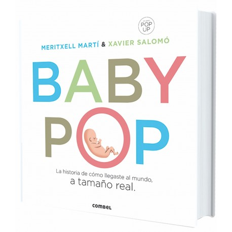 BABY POP POP UP EMBARAZO COMBEL  RAYUELAINFANCIA
