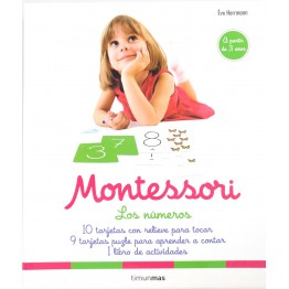 KIT MONTESSORI LOS NÚMEROS