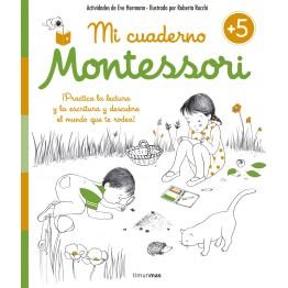MI CUADERNO MONTESSORI +5
