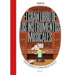 EL GRAN LIBRO DE LOS INSTRUMENTOS MUSICALES