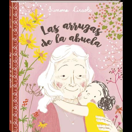 LAS ARRUGAS DE LA ABUELA ANDANA RAYUELAINFANCIA PORTADA