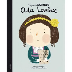 ADA LOVELACE PEQUE  A   GRANDE