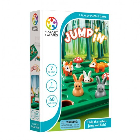 JUMPIN SMART GAMES RAYUELAINFANCIA