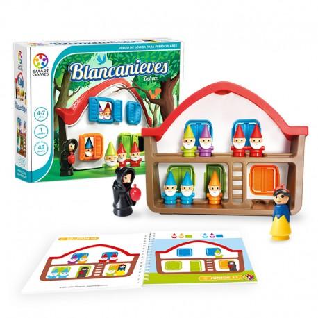 juego-de-logica-blancanieves-smart-games