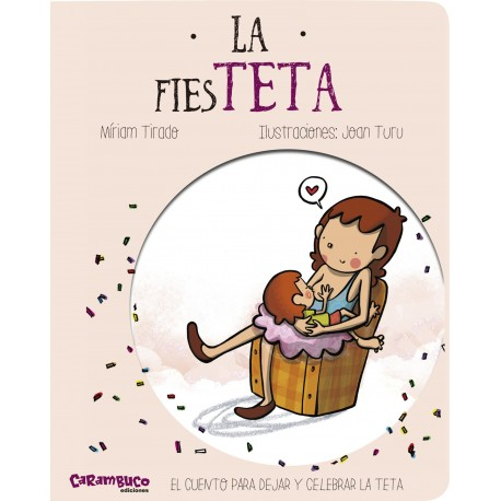 LA FIESTETA MIRIAM TIRADO CARAMBUCO Portada Libro