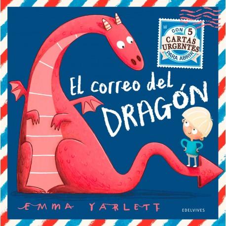 EL CORREO DEL DRAGON LIBRO